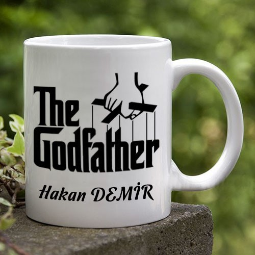The Godfather,baba kupa bardak,the gotfather,babaya hediye,